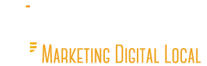 Marketing Digital Local Logo