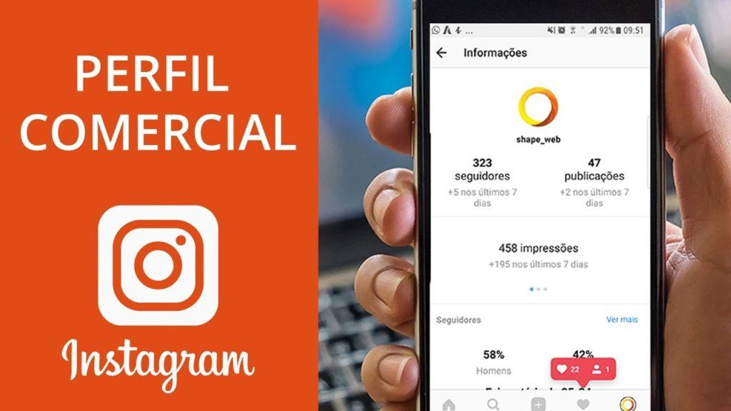 Instagram-Como-Criar-um-Perfil-Comercial-passo-a-passo