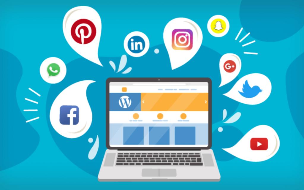 loja online nas redes sociais