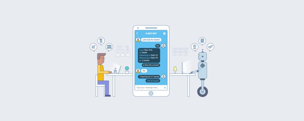 chatbot o que pode fazer