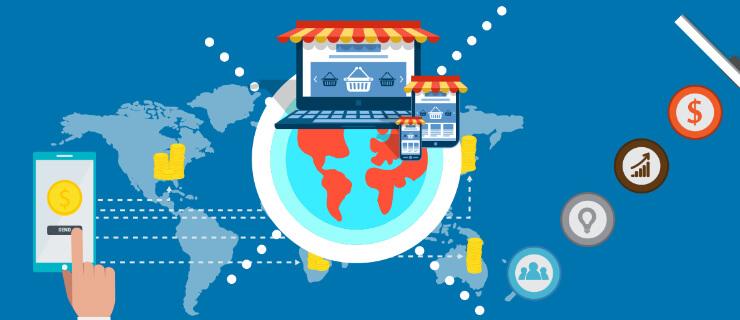 Ganhar dinheiro com comercio electrónico