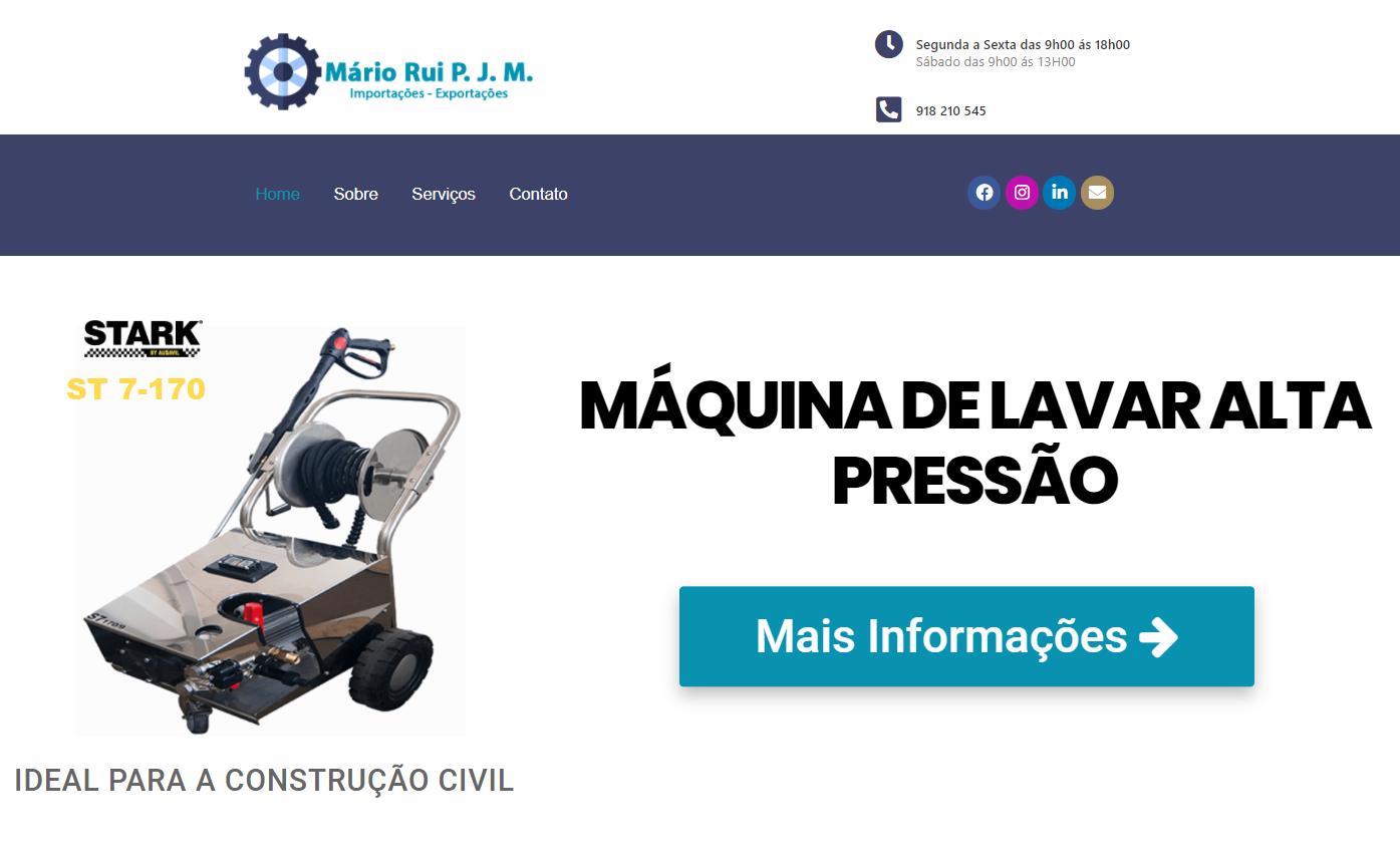 marioruipjm website