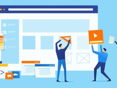 Criação de sites e todos os serviços de marketing digital